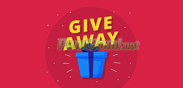 Mengikuti Giveaway