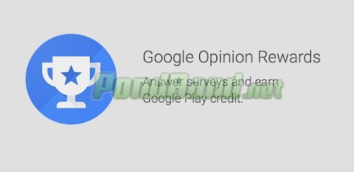 Mengikuti Google Opinion Reward