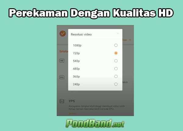 du recorder pro mod apk terbaru tanpa watermark