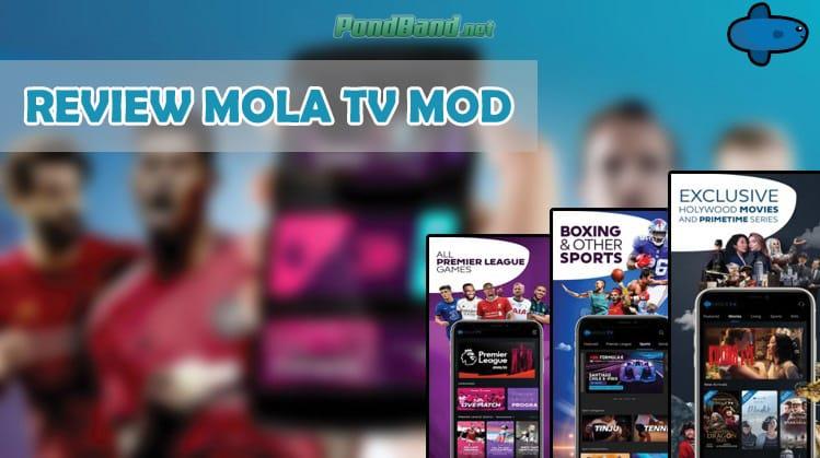 REVIEW MOLA TV MOD