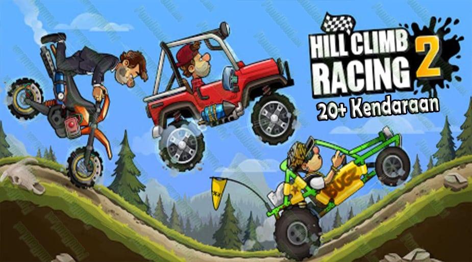 20+ Kendaraan Hill Climb Racing 2 Mod Apk