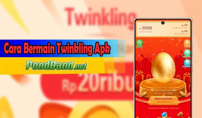 Cara Bermain Twinkling Apk