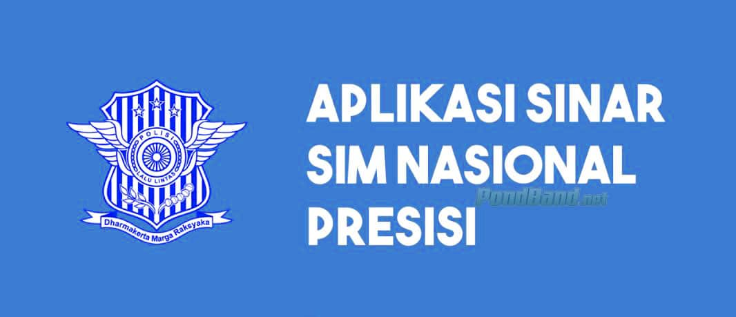 Sim Nasional Presisi Apk