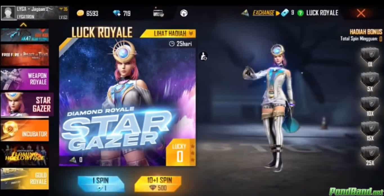 diamond royale
