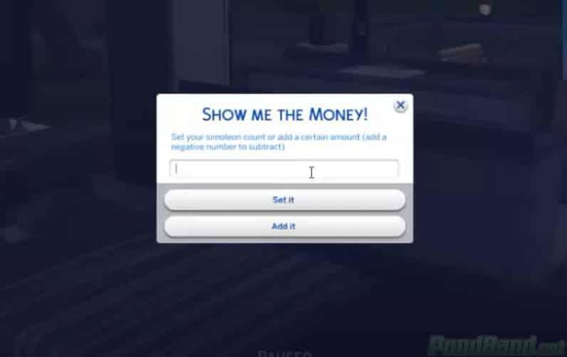 masukan uang