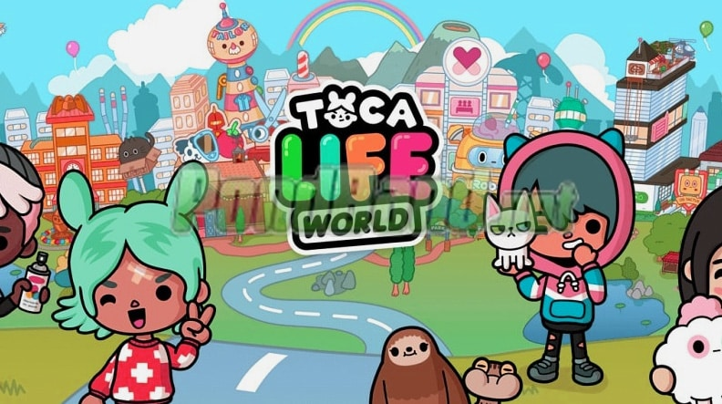 toca world mod apk terbaru
