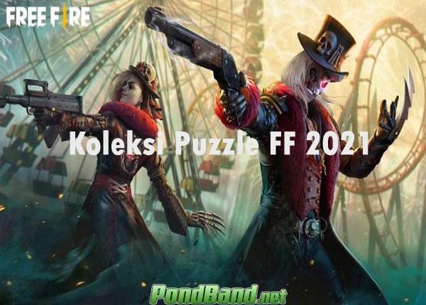 Cara Mengikuti Event FF Koleksi Puzzle 20211